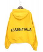 FOG ESSENTIALS(フェアオブゴット エッセンシャル)の古着「パーカー」|オレンジ