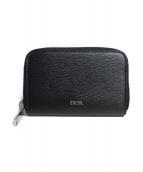 Dior(ディオール)の古着「19AW コインケース」|ブラック