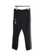 adidas(アディダス)の古着「トラックパンツ」|ブラック