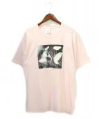 NOAH(ノア)の古着「Tシャツ」|ピンク