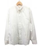 VISVIM(ビズビム)の古着「ボタンダウンシャツ」|ホワイト