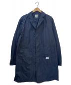 BEDWIN(ベドウィン)の古着「ポリコート」 ブラック