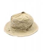 KAPITAL KOUNTRY(キャピタルカントリー)の古着「バケットハット」|ベージュ