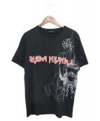 LANVIN(ランバン)の古着「Tシャツ」|ブラック