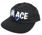 PALACE(パレス)の古着「Correct 6-Panel Cap」 ブラック