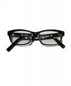 金子眼鏡(カネコガンキョウ)の古着「サングラス」|ブラック