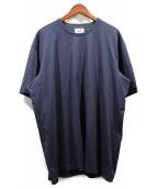 Y-3(ワイスリー)の古着「LOGO SS Tシャツ」|ネイビー