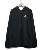 JORDAN(ジョーダン)の古着「ジップパーカー」|ブラック