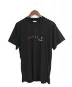 VETEMENTS(ヴェトモン)の古着「Beverly Hills Tシャツ」 ブラック