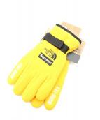 Supreme(シュプリーム)の古着「 20SS RTG Fleece Glove」 イエロー