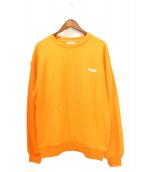 NERDY(ノルディ)の古着「スウェット」|オレンジ