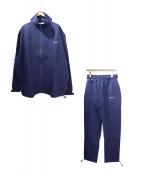 81TEEZ(ハイチーズ)の古着「セットアップジャージ」 ネイビー