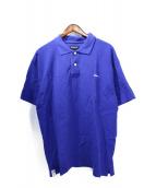 DESCENDANT(ディセンダント)の古着「ポロシャツ」|ブルー