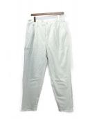 DESCENDANT(ディセンダント)の古着「パンツ」|ライトグリーン