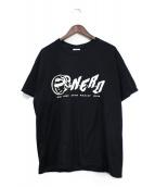 BILLIONAIRE BOYS CLUB(ビリオネアボーイズクラブ)の古着「Tシャツ」|ブラック