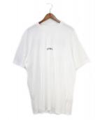 VETEMENTS(ヴェトモン)の古着「20AW Tシャツ」 ホワイト