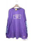 FR2(エフアールツー)の古着「長袖Tシャツ」 パープル