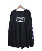 FR2(エフアールツー)の古着「長袖Tシャツ」 ブラック