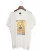 DOLCE & GABBANA(ドルチェアンドガッバーナ)の古着「Tシャツ」|ホワイト