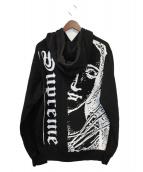 Supreme(シュプリーム)の古着「20SS Mary Hooded Sweatshirt」|ブラック
