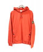 Supreme(シュプリーム)の古着「14AW Hooded Sweatshirt」|レッド