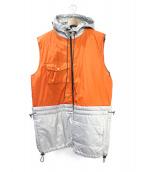 A COLD WALL(アコールドウォール)の古着「ベスト」|シルバー