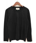 Maison Margiela(メゾンマルジェラ)の古着「エルボー刺繍長袖Tシャツ」