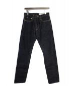 KAPITAL(キャピタル)の古着「14ozデニムパンツ」|インディゴ