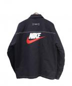 SUPREME × NIKE(シュプリーム × ナイキ)の古着「Double Zip Quilted Work Jacket」