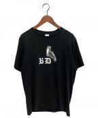 NUMBER (N)INE(ナンバーナイン)の古着「プリントTシャツ」 ブラック