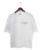 DIOR(ディオール)の古着「アトリエTシャツ」|ホワイト
