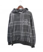 BLACK EYE PATCH(ブラックアイパッチ)の古着「パーカー」 グレー