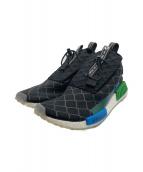 adidas(アディダス)の古着「スニーカー」 ブラック