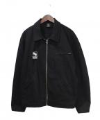 OCTOBERS VERY OWN(オクトーバーズ ベリー オウン)の古着「ワークジャケット」 ブラック