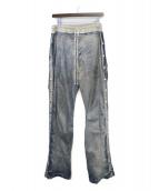 DRKSHDW(ダークシャドウ)の古着「デニムパンツ」|インディゴ