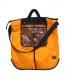 PORTER(ポーター)の古着「ヘルメットバッグ」|オレンジ