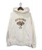Supreme(シュプリーム)の古着「パーカー」|ホワイト