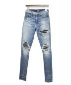 AMIRI(アミリ)の古着「MX1デニムパンツ」|インディゴ
