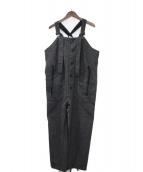 Engineered Garments(エンジニアードガーメン)の古着「オーバーオール」|グレー