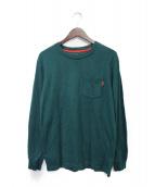 Supreme(シュプリーム)の古着「長袖Tシャツ」|グリーン