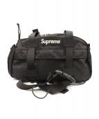 Supreme(シュプリーム)の古着「19AW Waist Bag」|ブラック