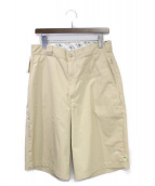BEAMS SSZ(ビームスエスエスゼット)の古着「ハーフパンツ」|ベージュ