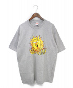 Supreme(シュプリーム)の古着「20AW Sun Tee」|グレー