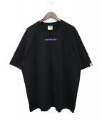 A BATHING APE(アベイシングエイプ)の古着「Tシャツ」|ブラック