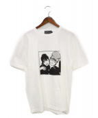 KYNE(キネ)の古着「Tシャツ」|ホワイト