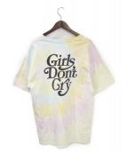 READY MADE × GIRLS DONT CRY(レディメイド × ガールズドントクライ)の古着「Tシャツ」|マルチカラー