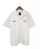 UNION(ユニオン)の古着「半袖シャツ」|ホワイト