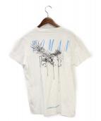 OFFWHITE(オフホワイト)の古着「Tシャツ」|ホワイト