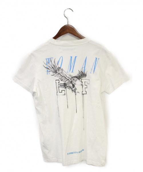 OFFWHITE(オフホワイト)OFFWHITE (オフホワイト) Tシャツ ホワイト サイズ:XSの古着・服飾アイテム