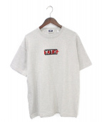 KITH(キス)の古着「トモダチTシャツ」|グレー